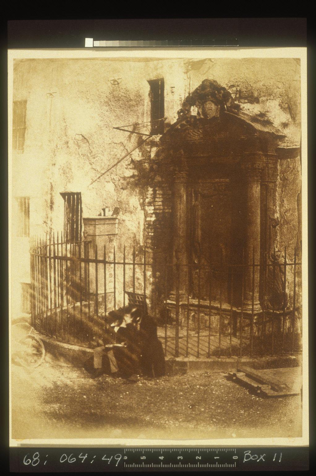Greyfriars' Churchyard, Mylnes' Monument