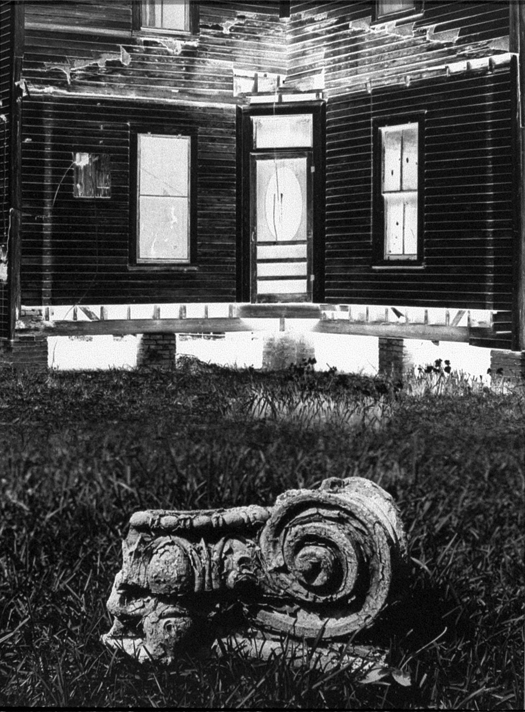 House & Architectural Detail