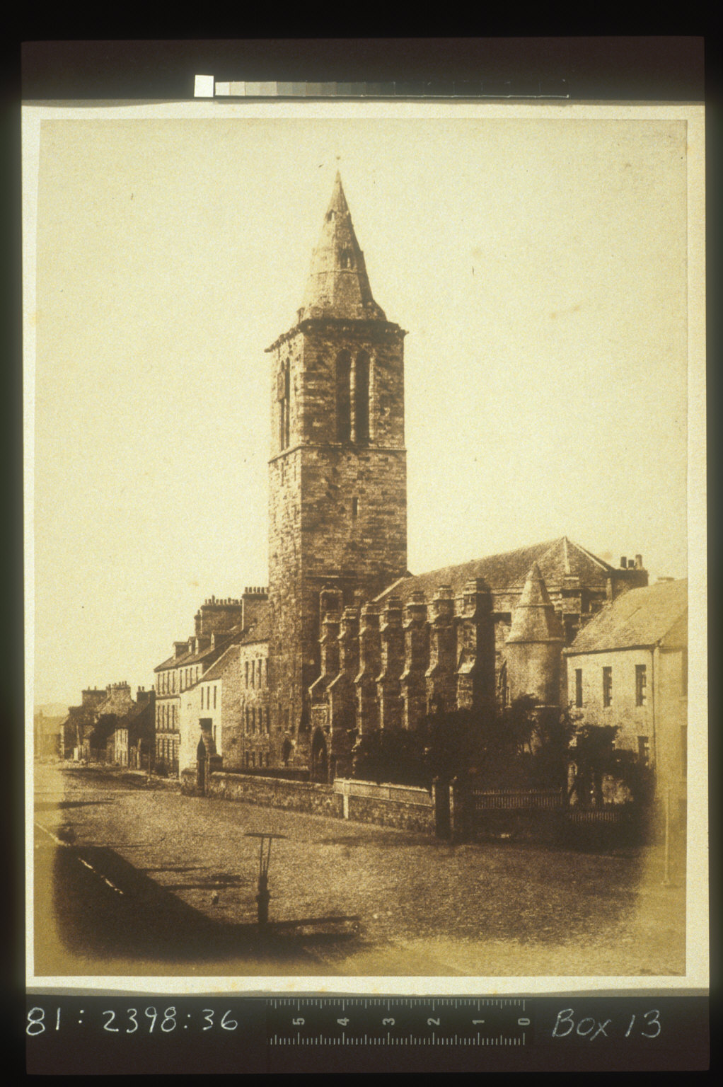 St. Andrews - (The College Church of St. Salvator)