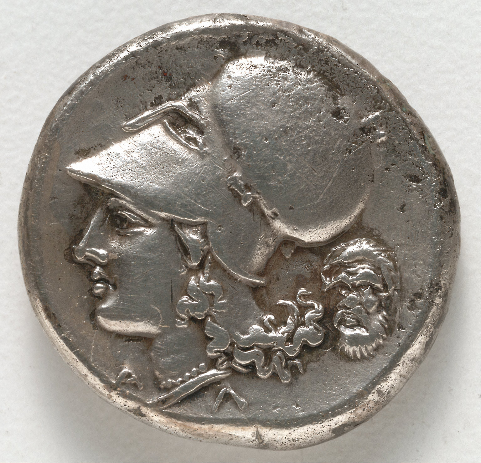 Stater: Athena (reverse)