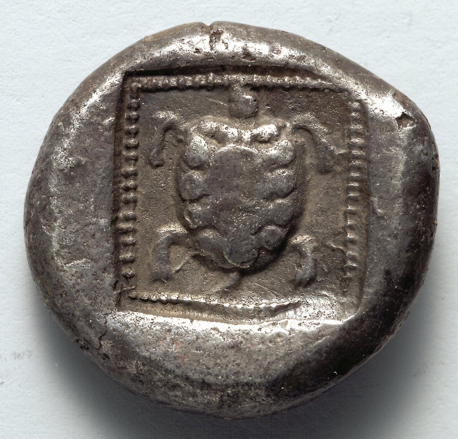 Stater: Tortoise (reverse)