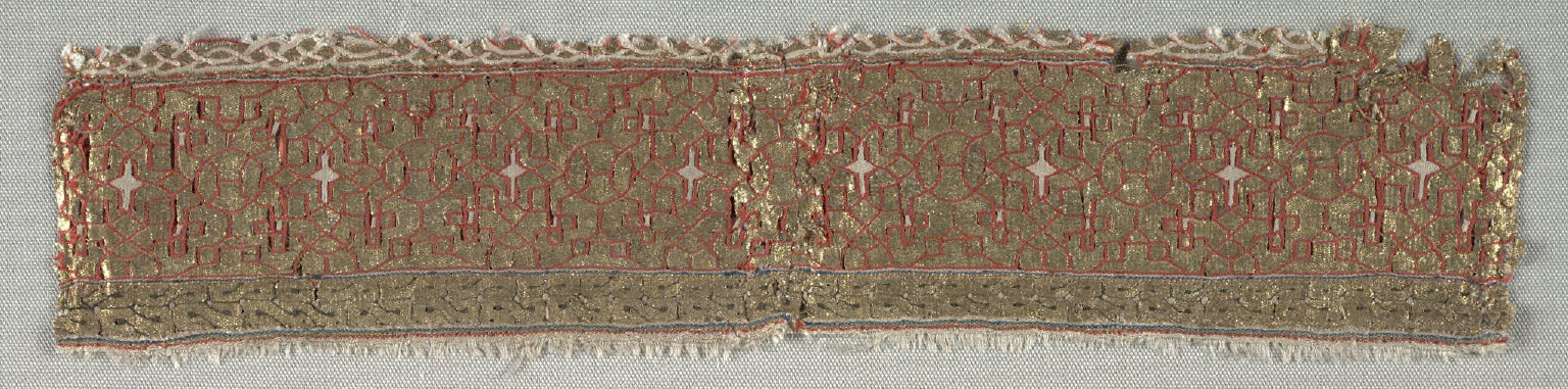 Fragment from an Imperial Garment