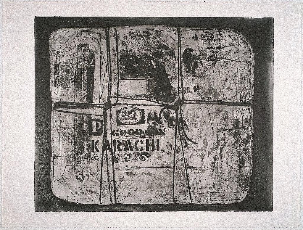 Parcel for Karachi One (Parcel Eight)