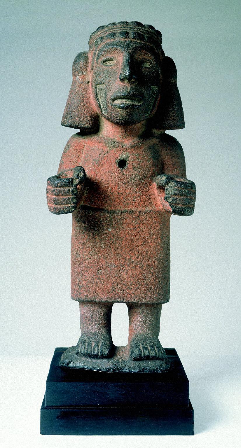 Chalchiuhtlicue (Aztec Goddess of Flowing Water)