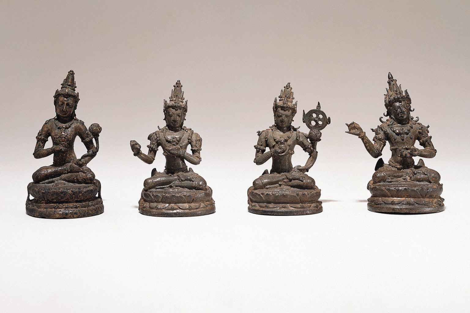 Four Vajra-Deities