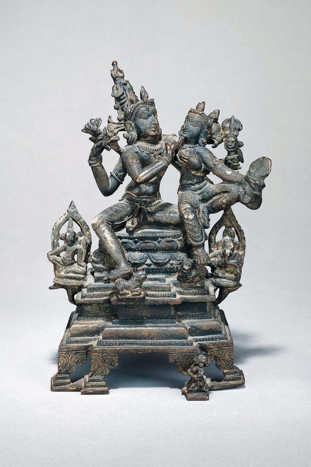Shiva and Parvati (Uma-Maheshvara)