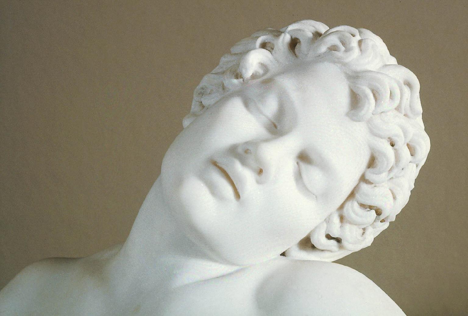 Sleeping Faun