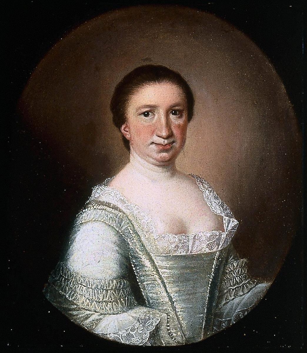 Mrs. Lionel Chalmers (Martha Logan)