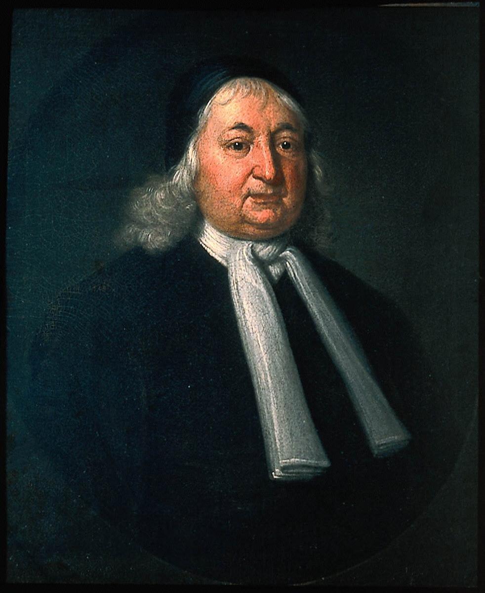 Judge Samuel Sewall