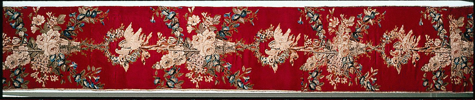 Decorative wall panel: The Doves