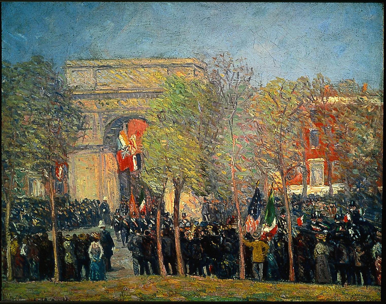Italo-American Celebration, Washington Square