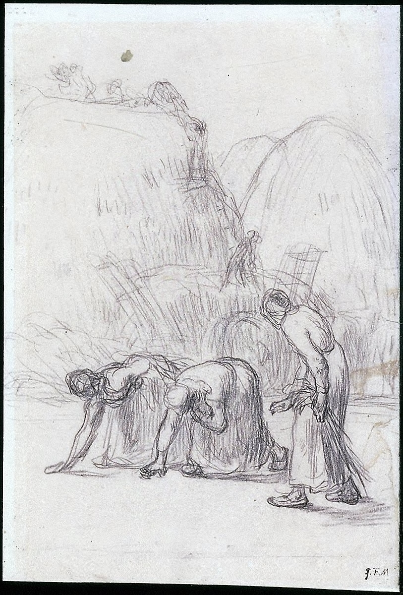 Study for Gleaners