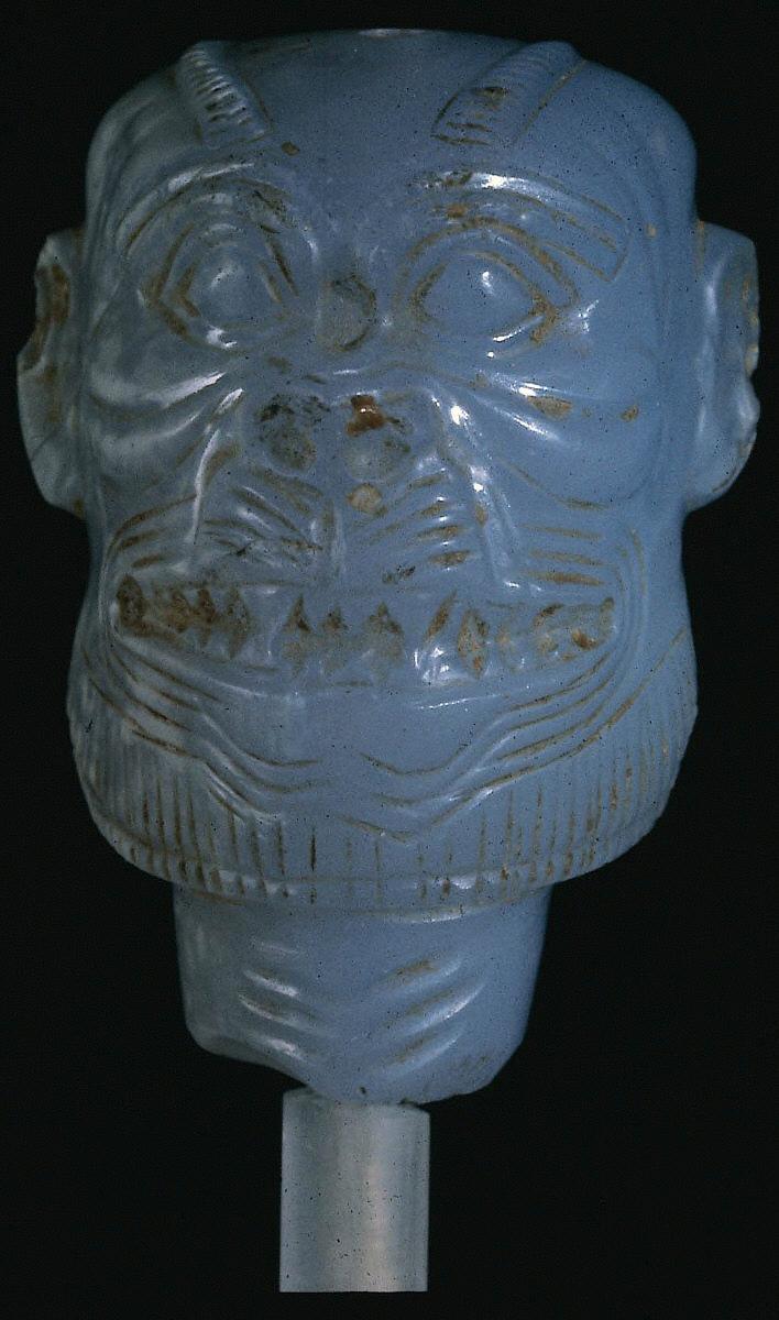 Head of the Demon Pazuzu