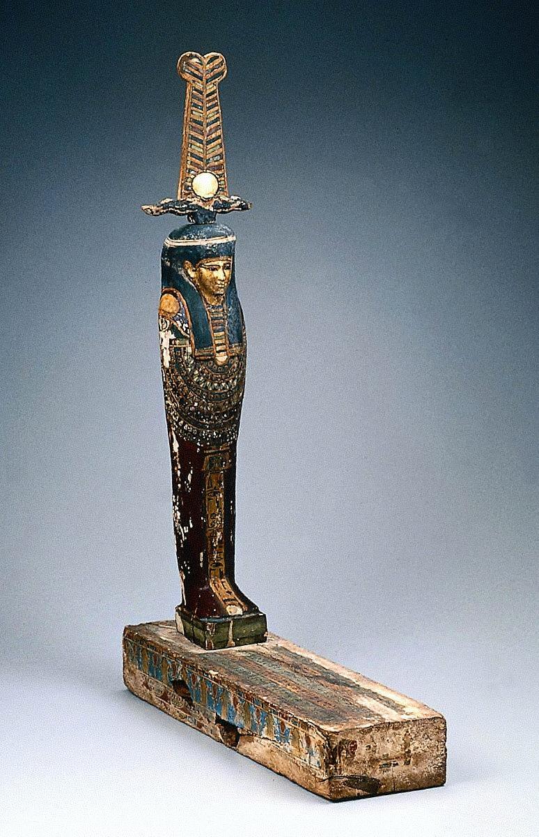 Ptah-Sokar-Osiris figure