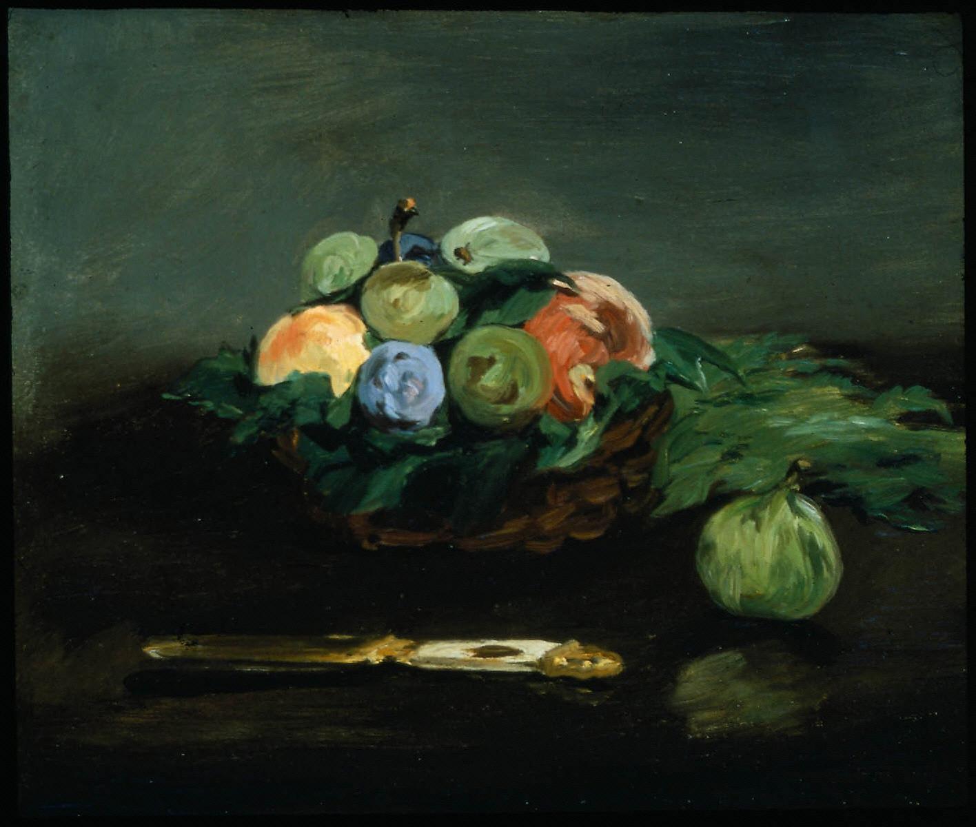 Basket of Fruit