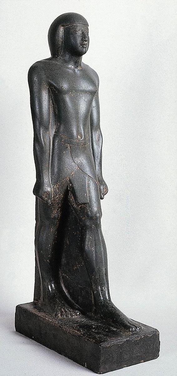 Statue of Vizier Bakenrenef