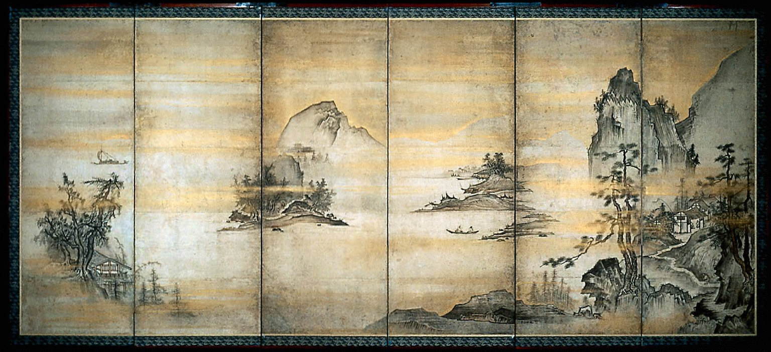Eight Views of the Xiao and Xiang Rivers