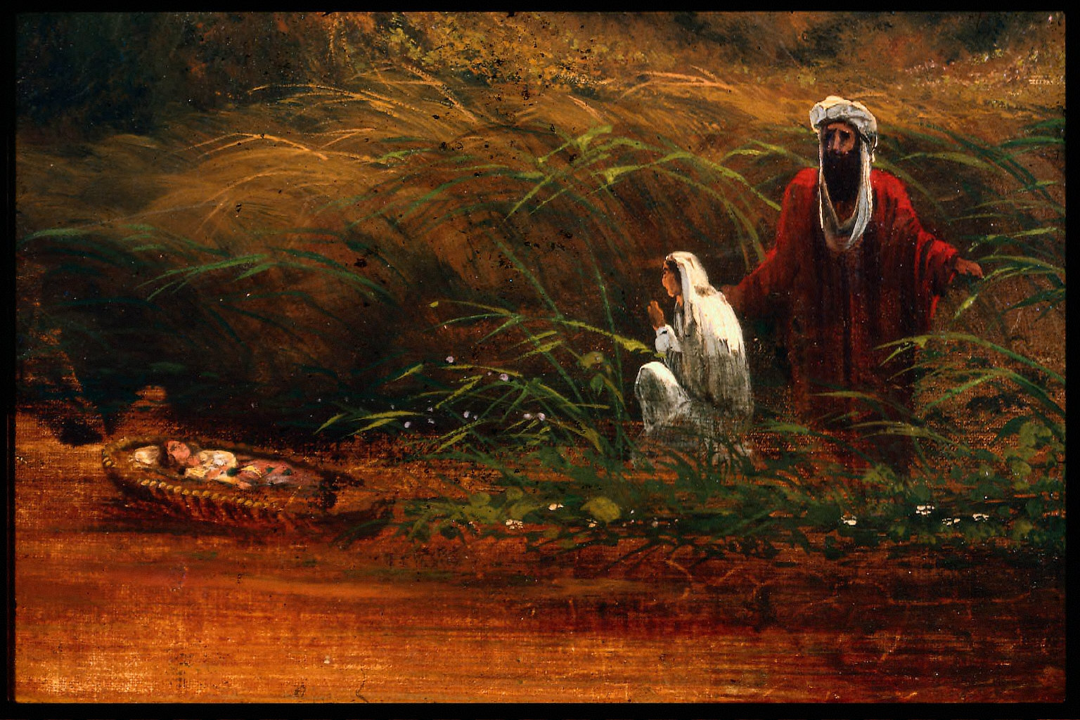 Finding of Moses