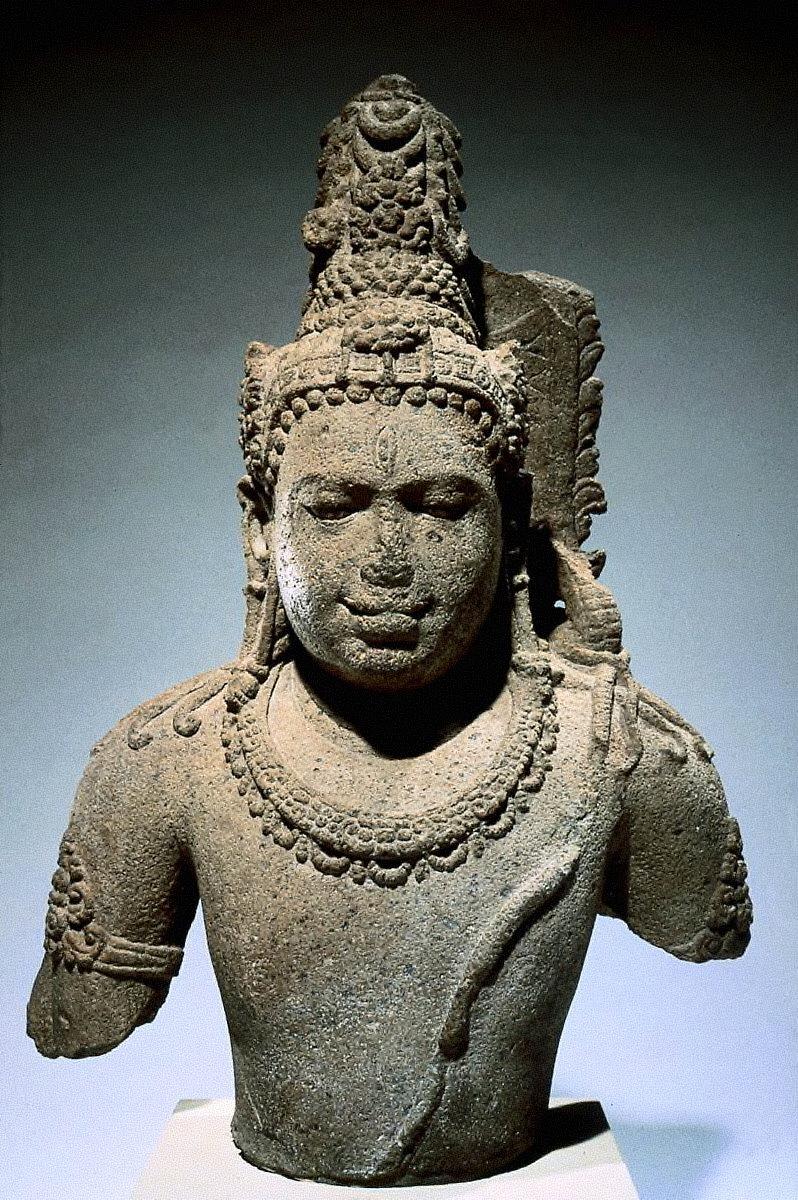 Siva as Mahadeva