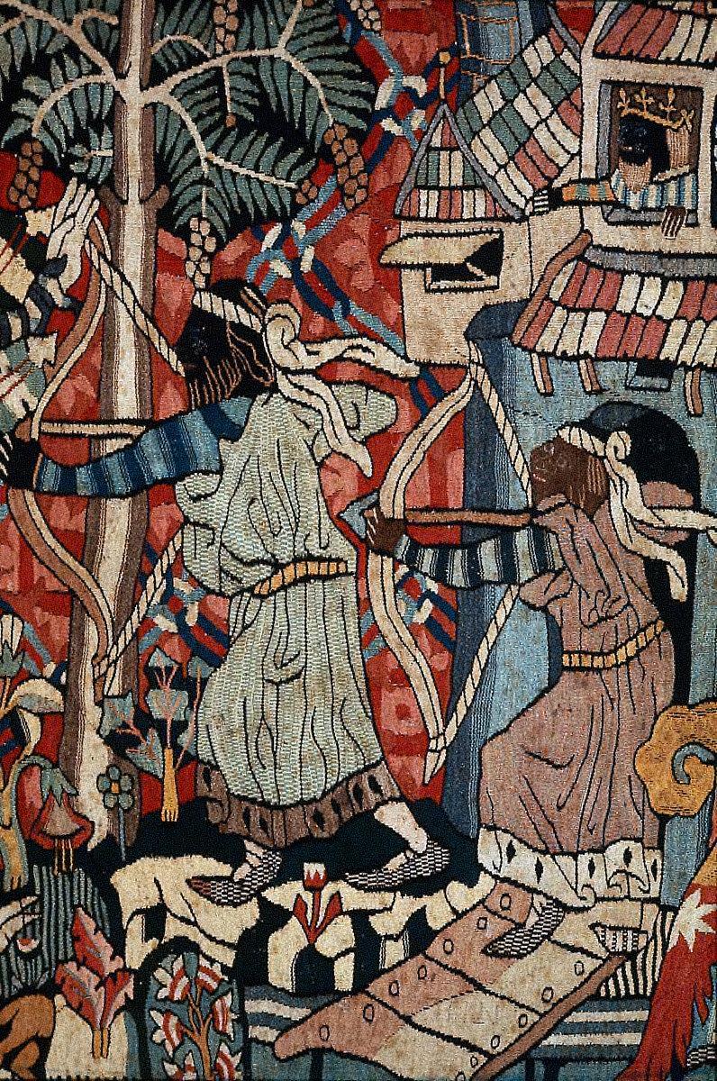 Wild Men and Moors