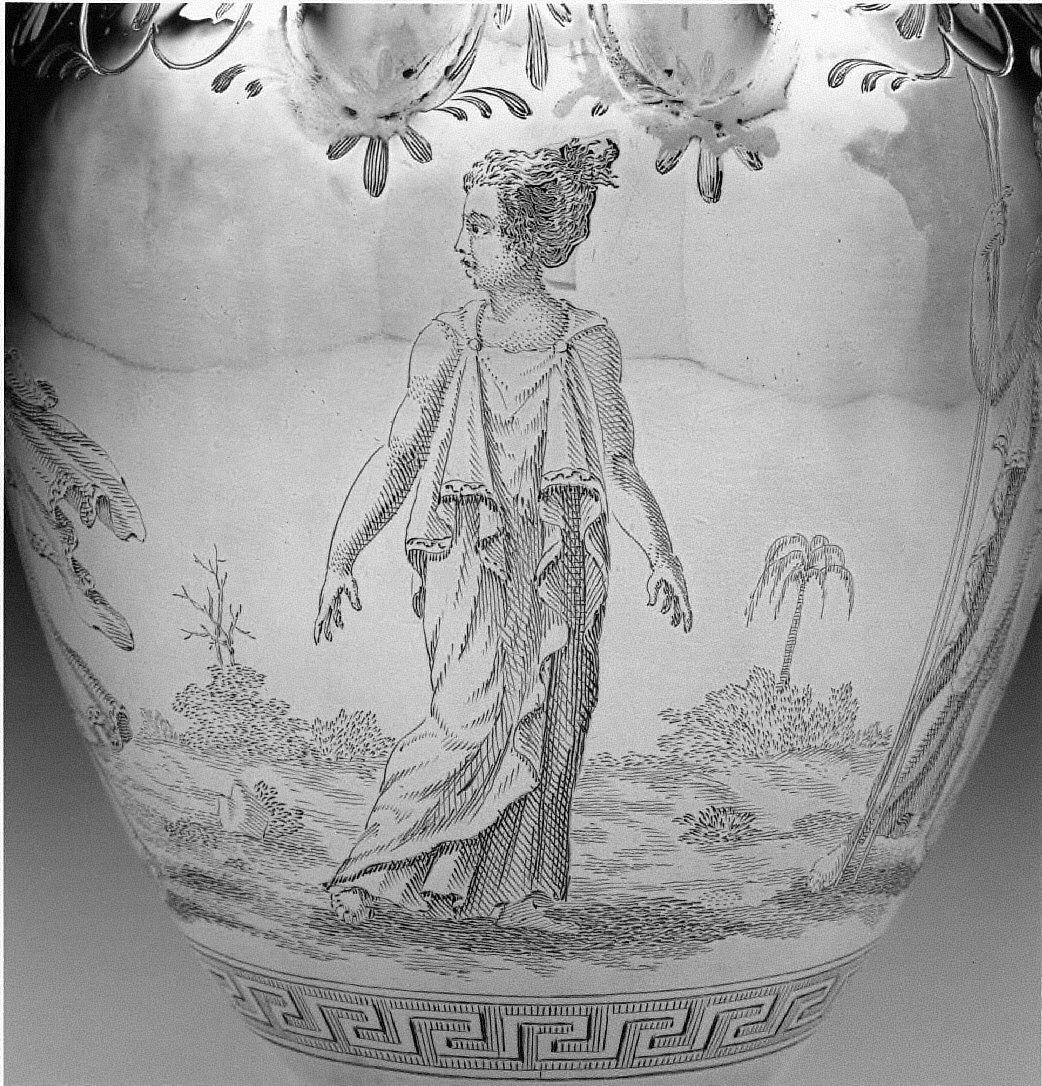 Condiment vase