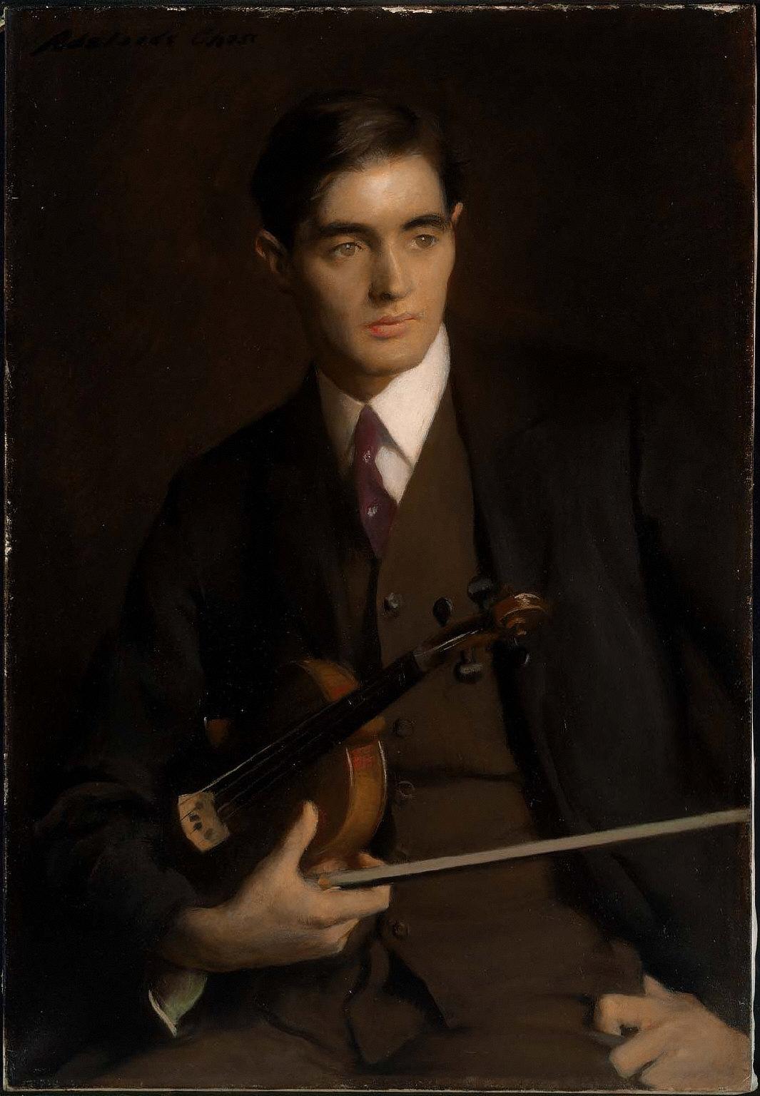 The Violinist (John Murray)