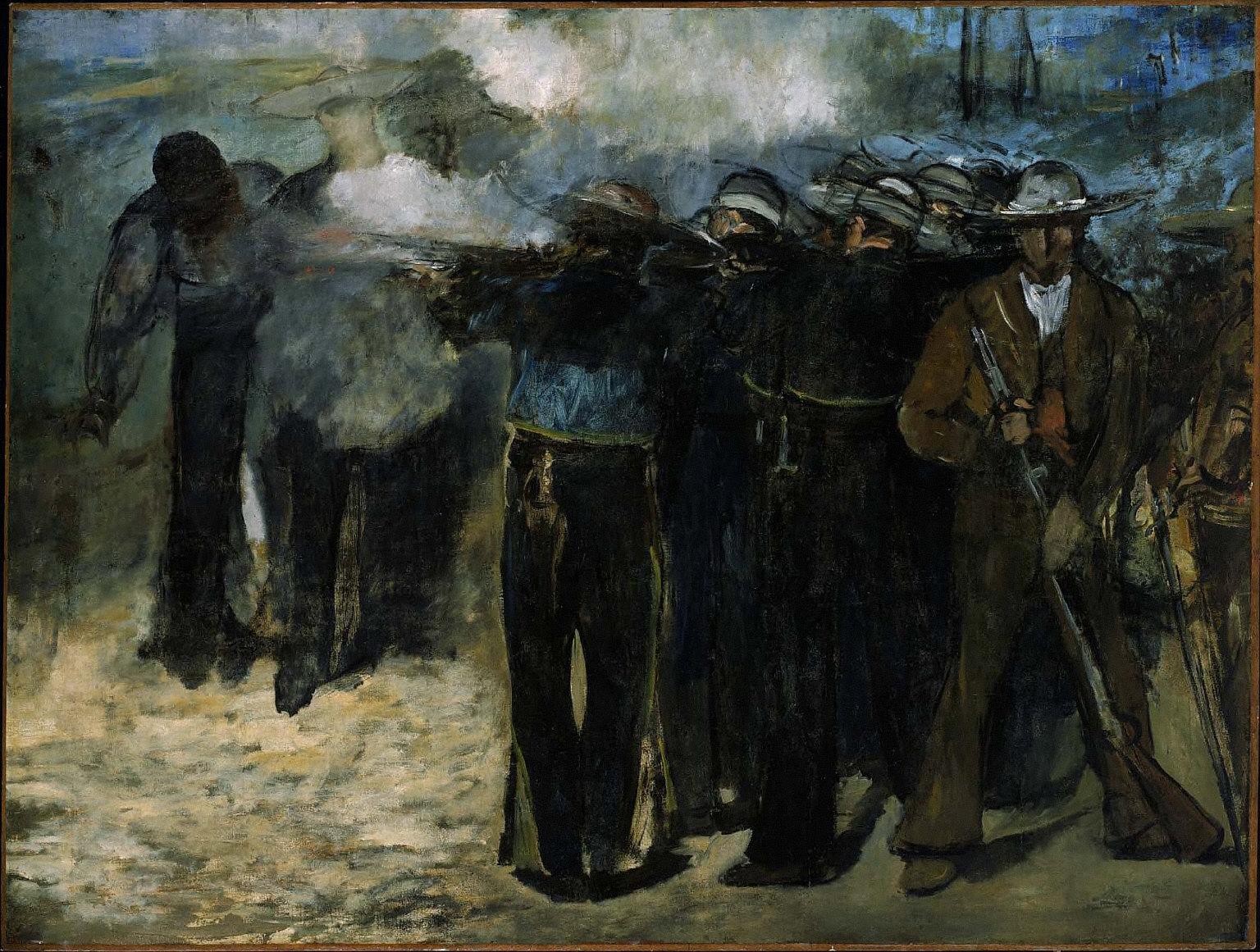 Execution of the Emperor Maximilian