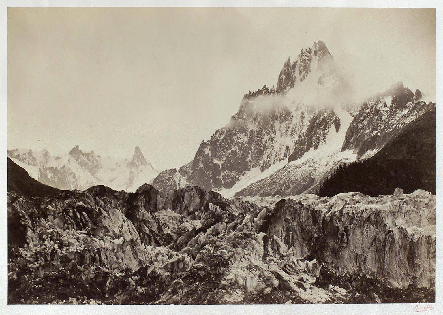 Alpine View (Sea of Ice)