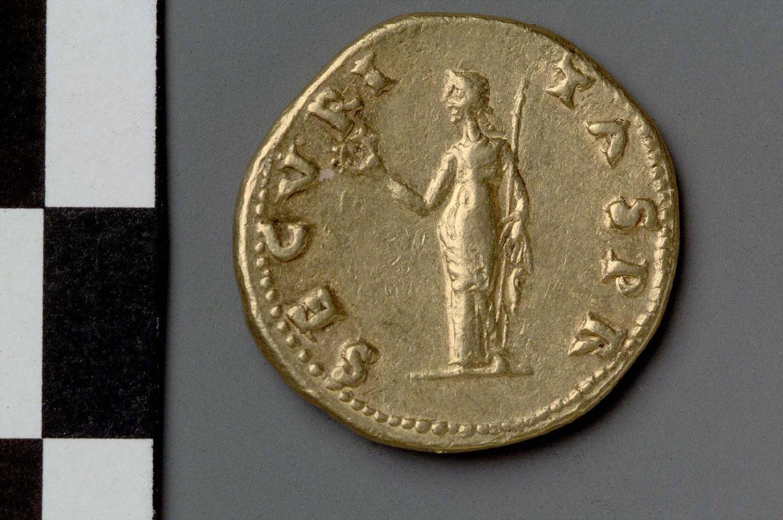 Aureus with head of Otho