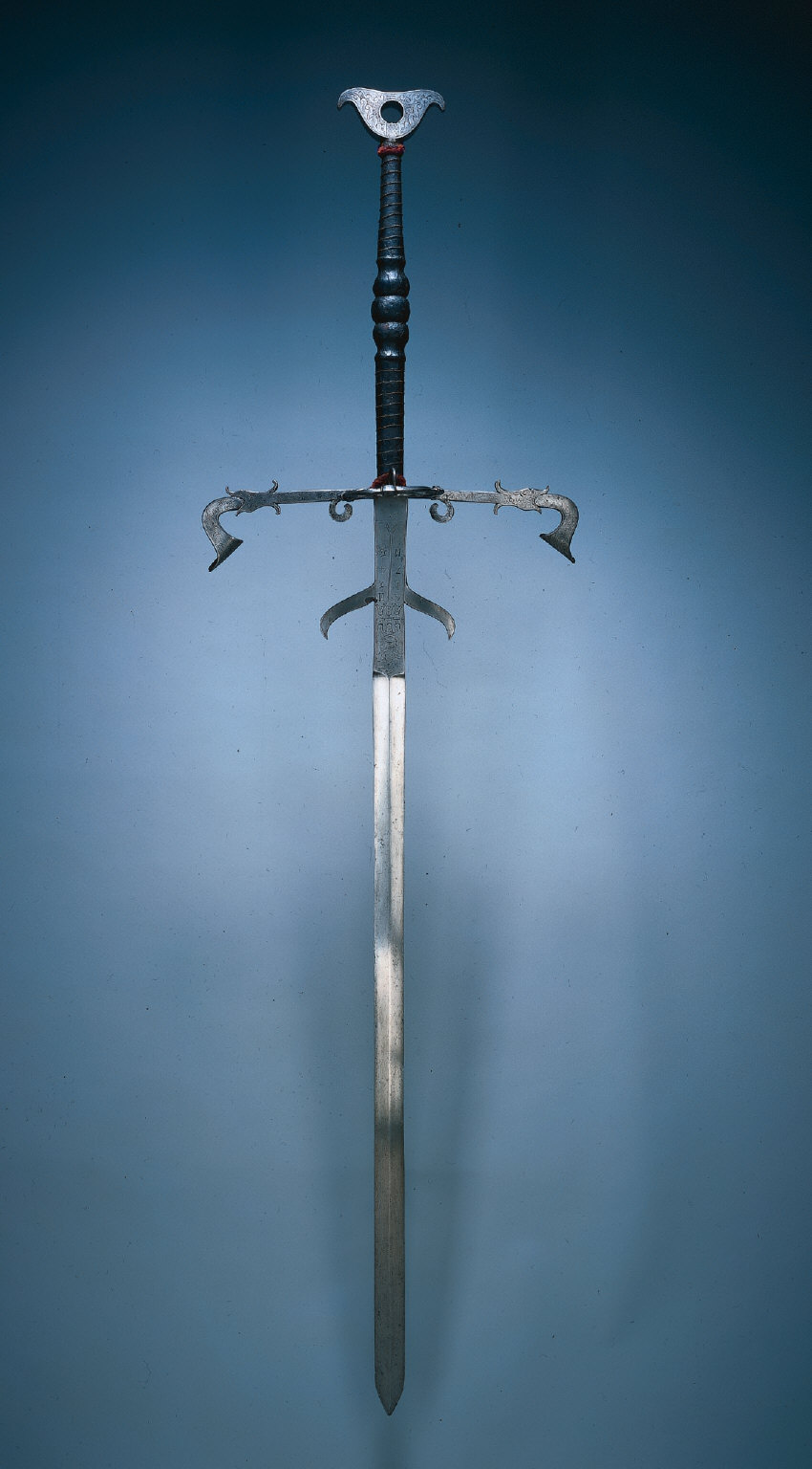 Two-Handed Sword of the State Guard of Julius of Brunswick-Lunüneburg