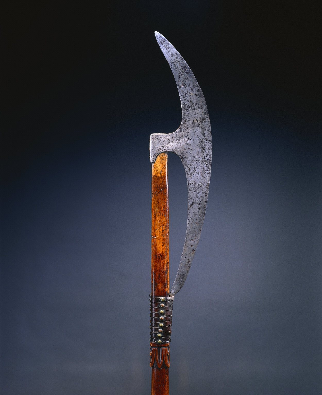 Bardiche (Pole Axe)