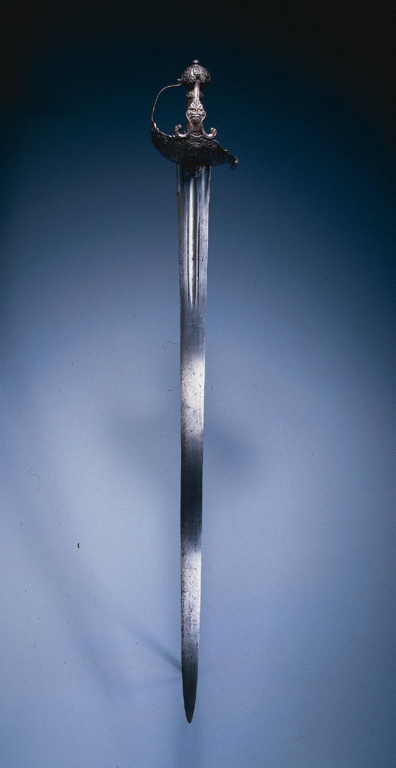 Basket-Hilt Broadsword ('Mortuary Sword')
