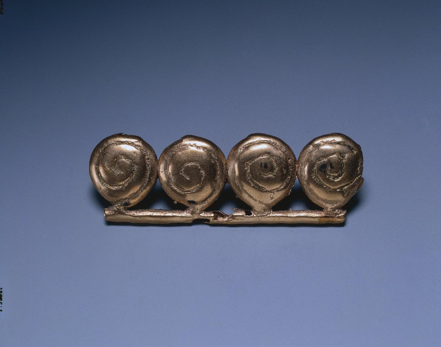 Linked Shells Pendant