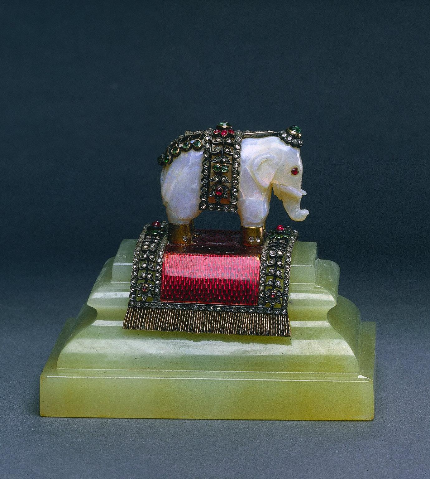 Elephant Bell Push