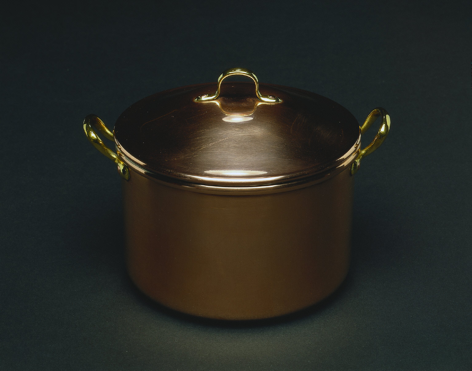 Covered Pot