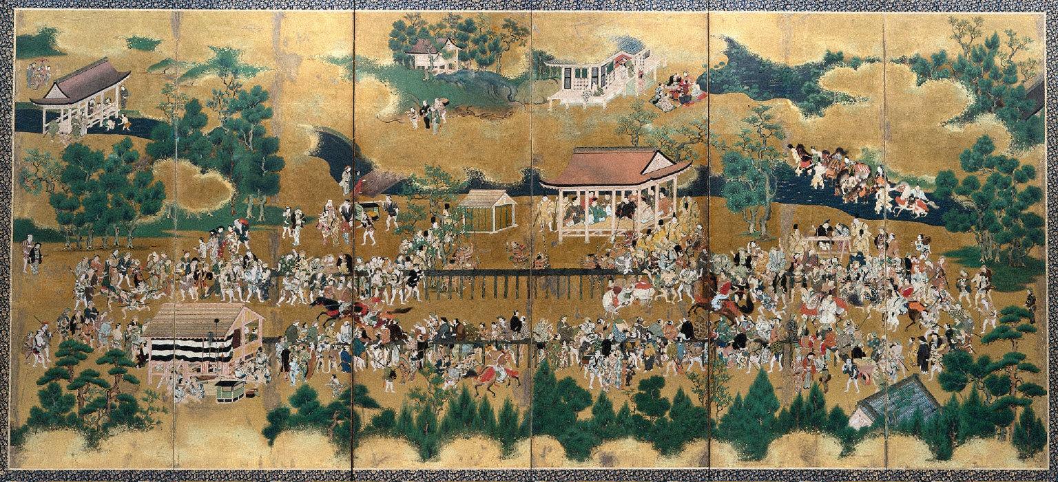 Horse Race at the Kamo Shrine