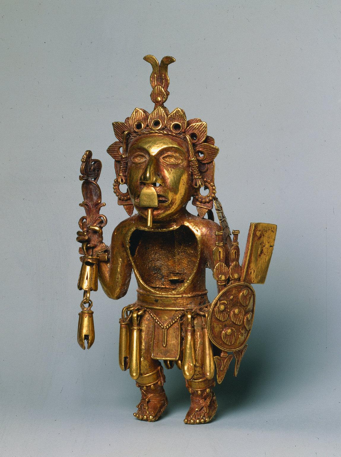 Warrior Figurine