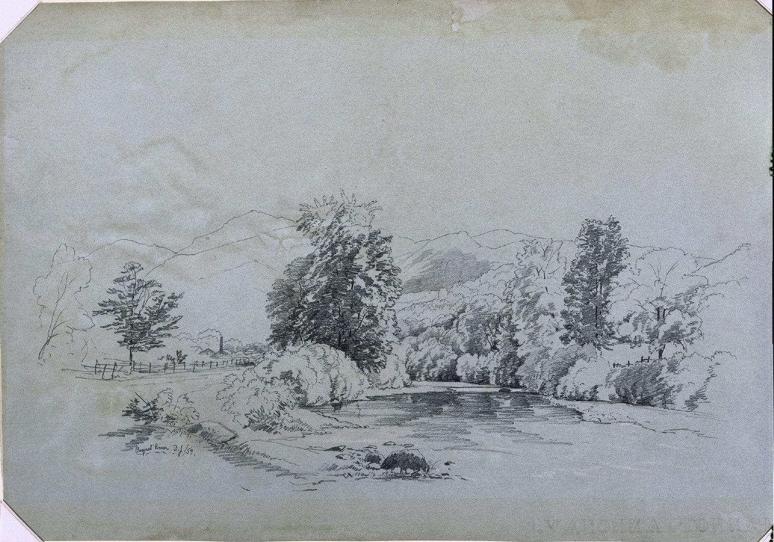 Bouquet River