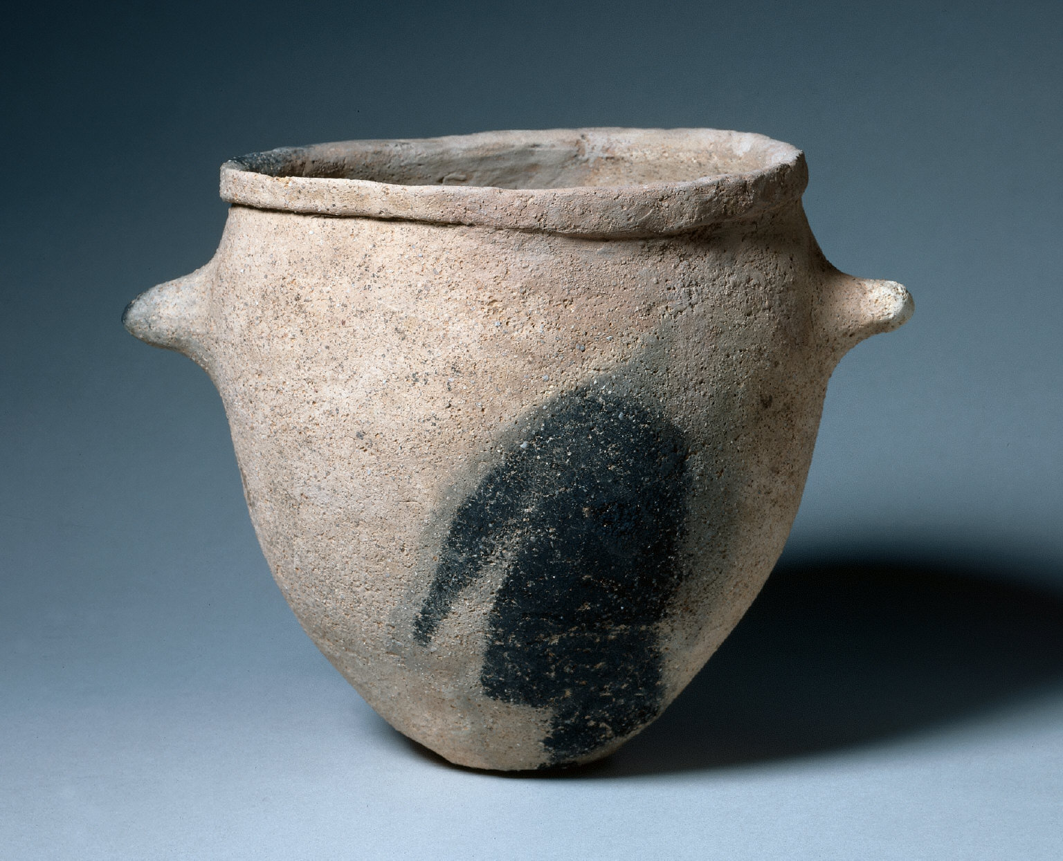 Vessel with Two Handles