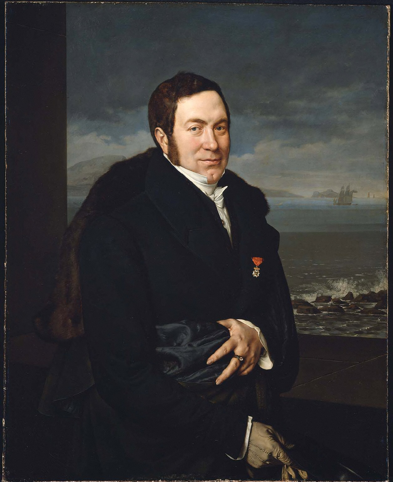 Portrait of a Man (said to be Rosario Persico)