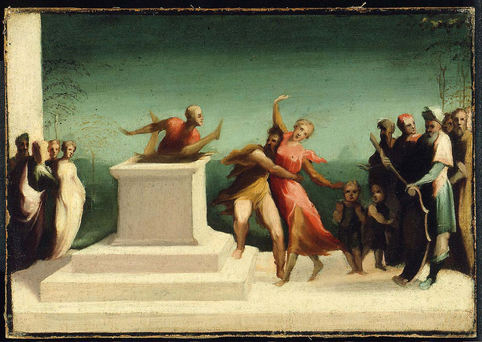 The Martyrdom of Saint Sigismond and his Family