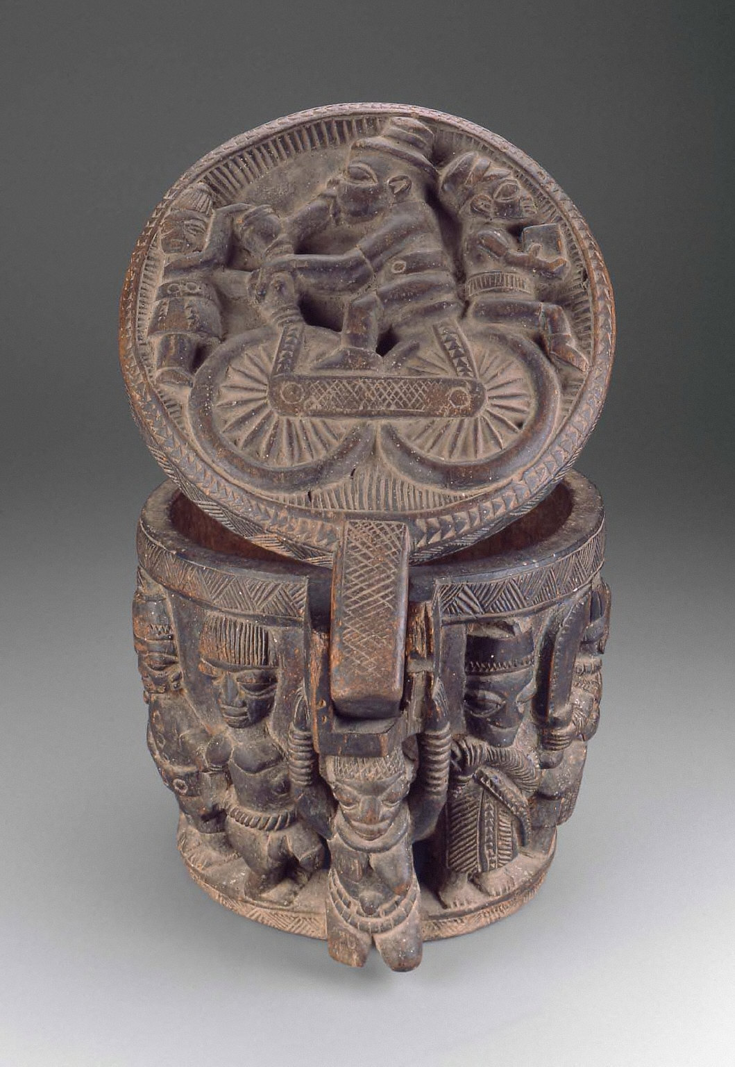 Orisha Priest's Bowl