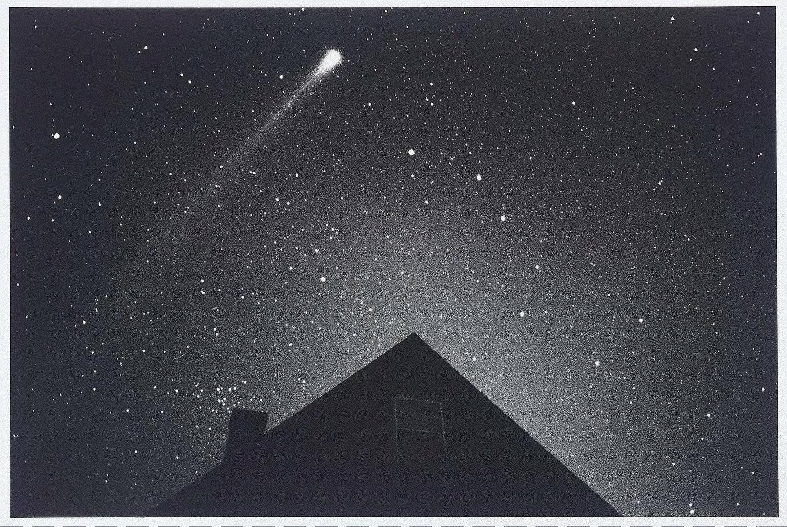 Comet Hyakutake Edgartown, MA
