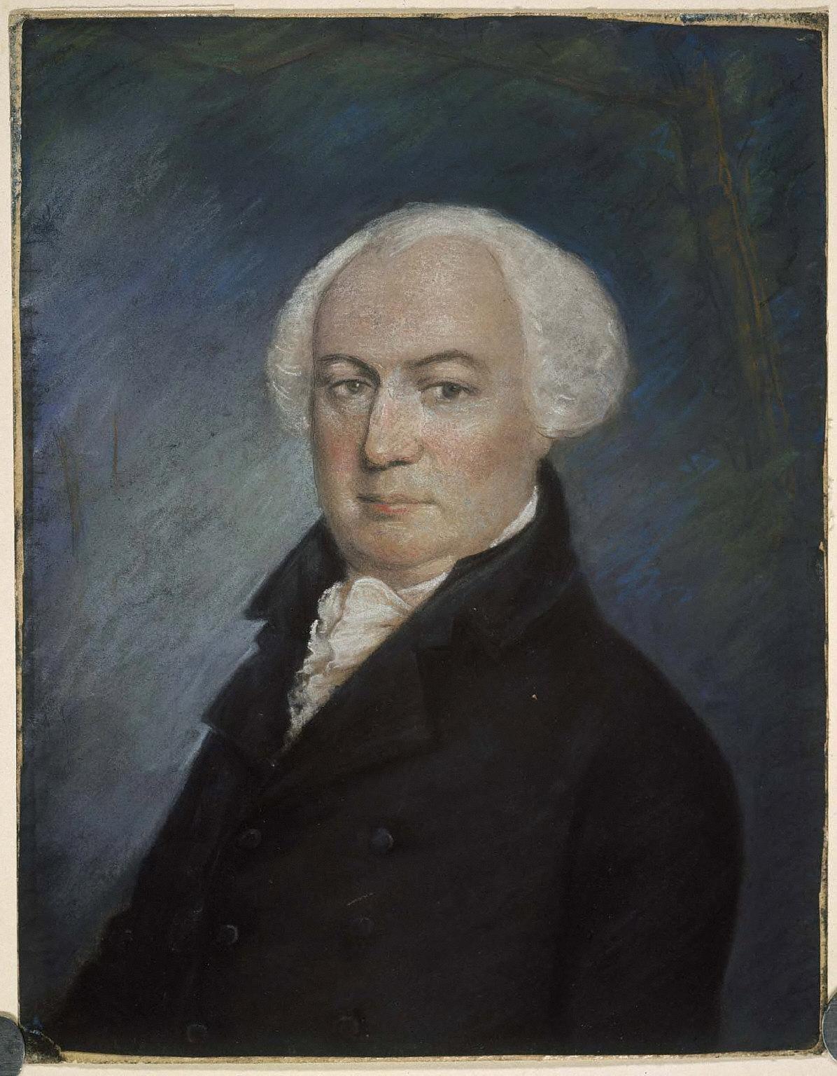 Portrait of Gouverneur Morris