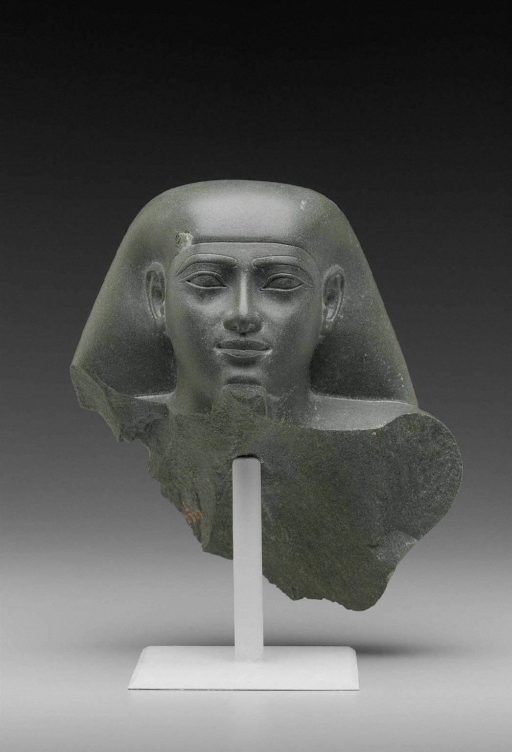 Head of Ankhkhonsu