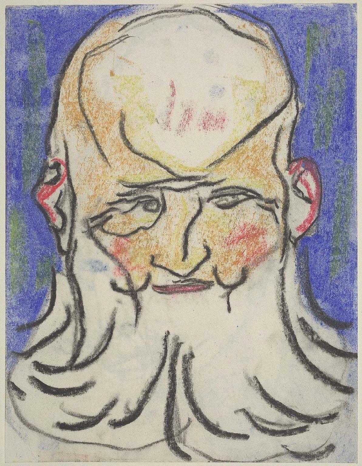 Man with a White Beard