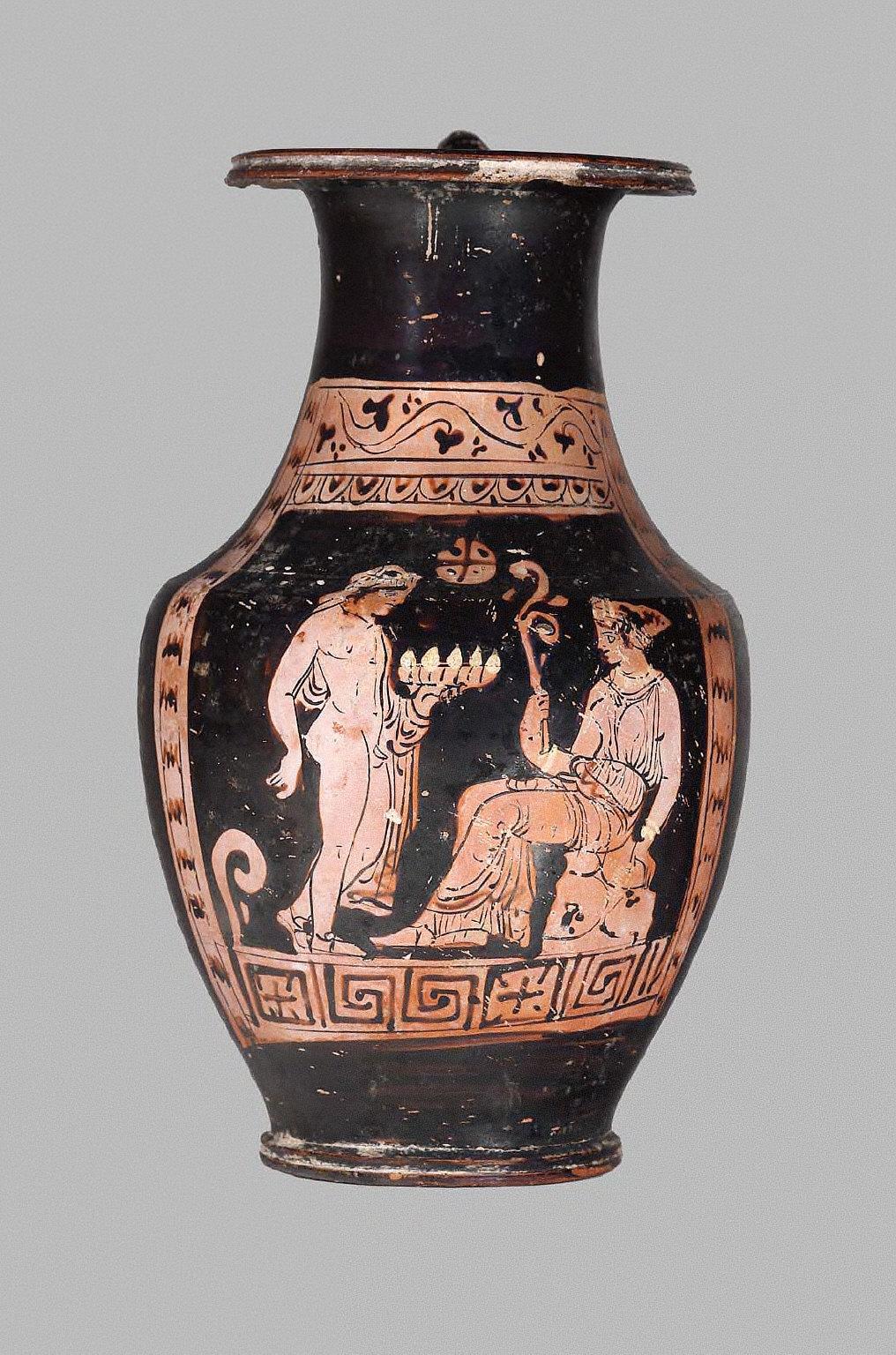 Oinochoe (wine jug)
