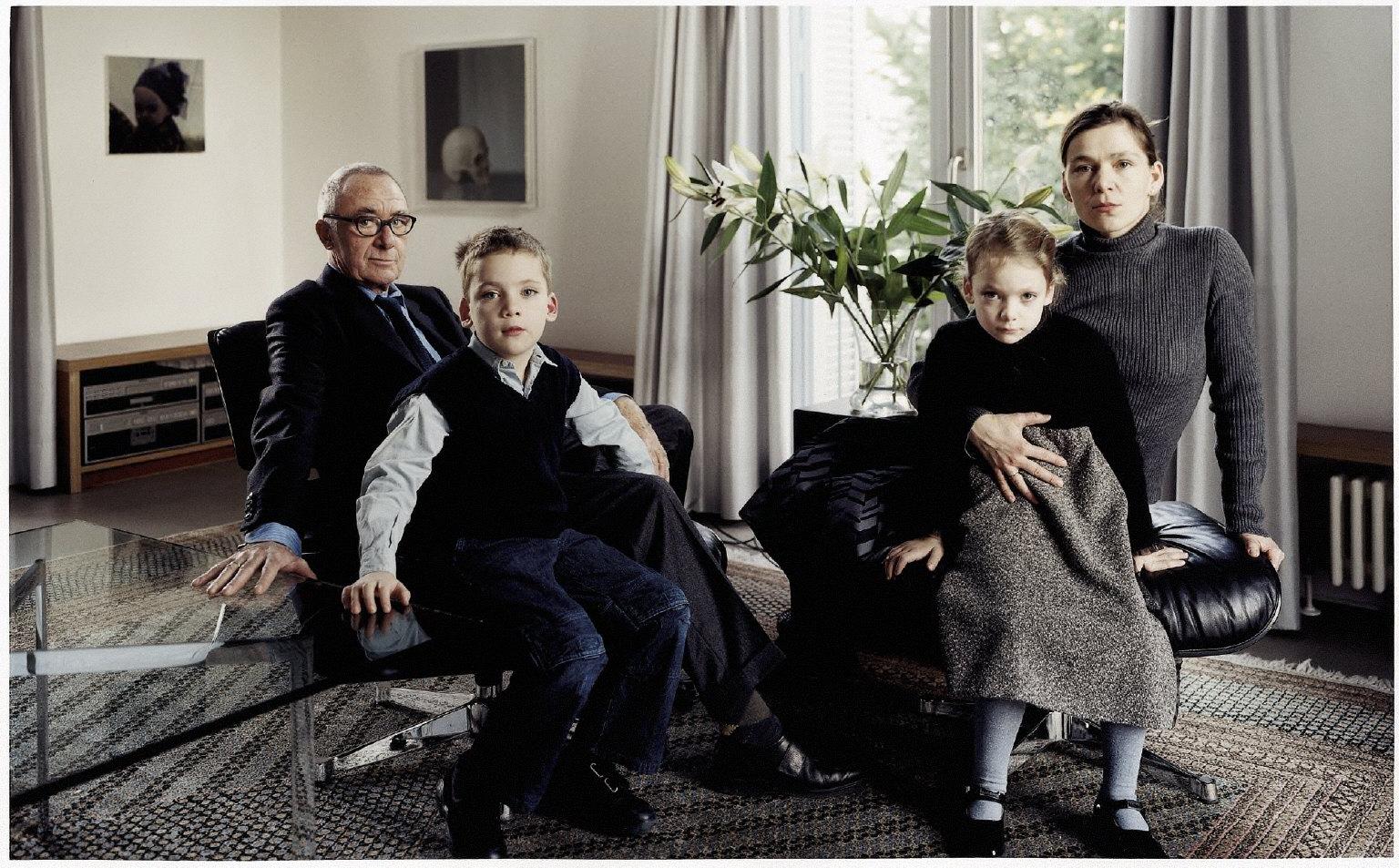 The Richter Family 1, Cologne
