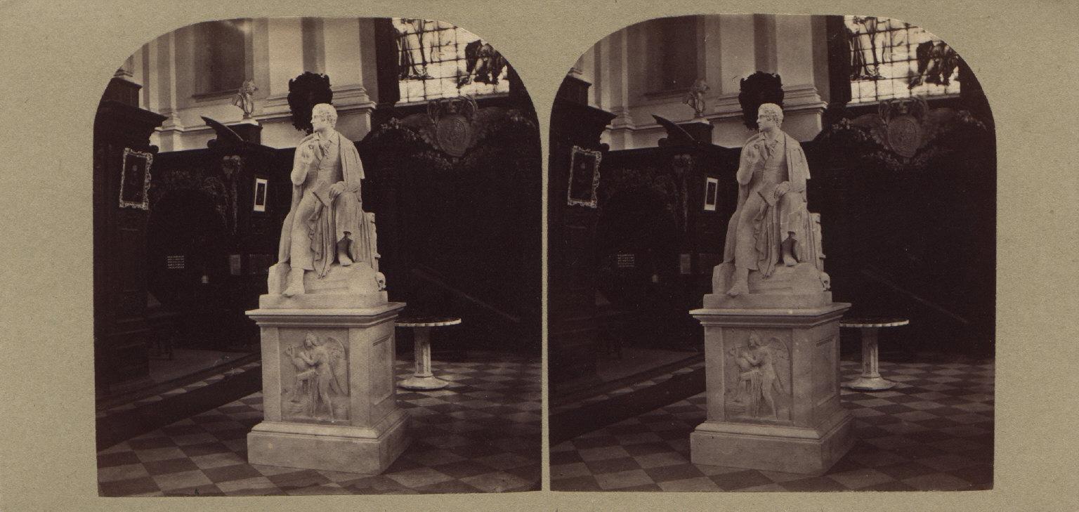 Thorwaldsen's Statue of Byron