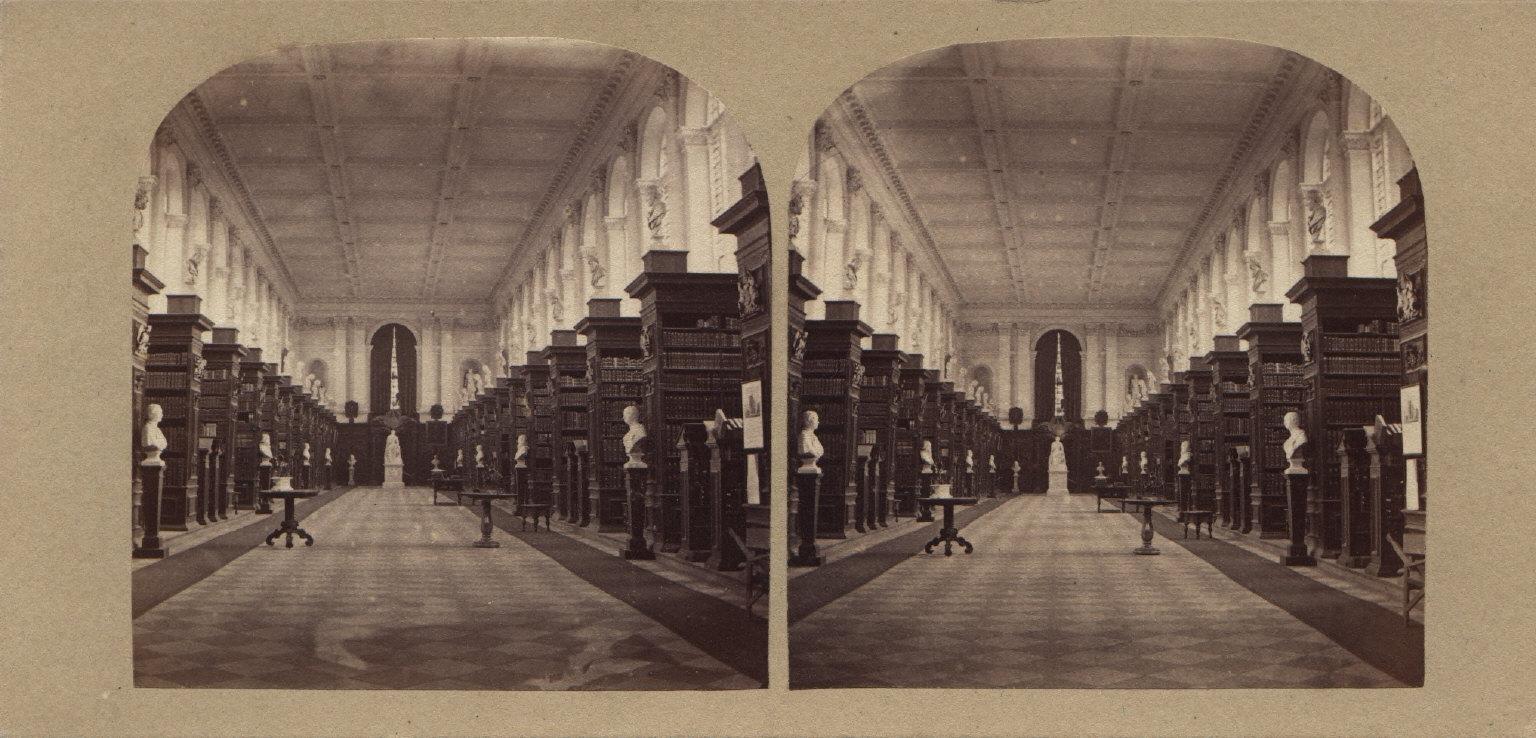 Library of Trinity College, Cambridge